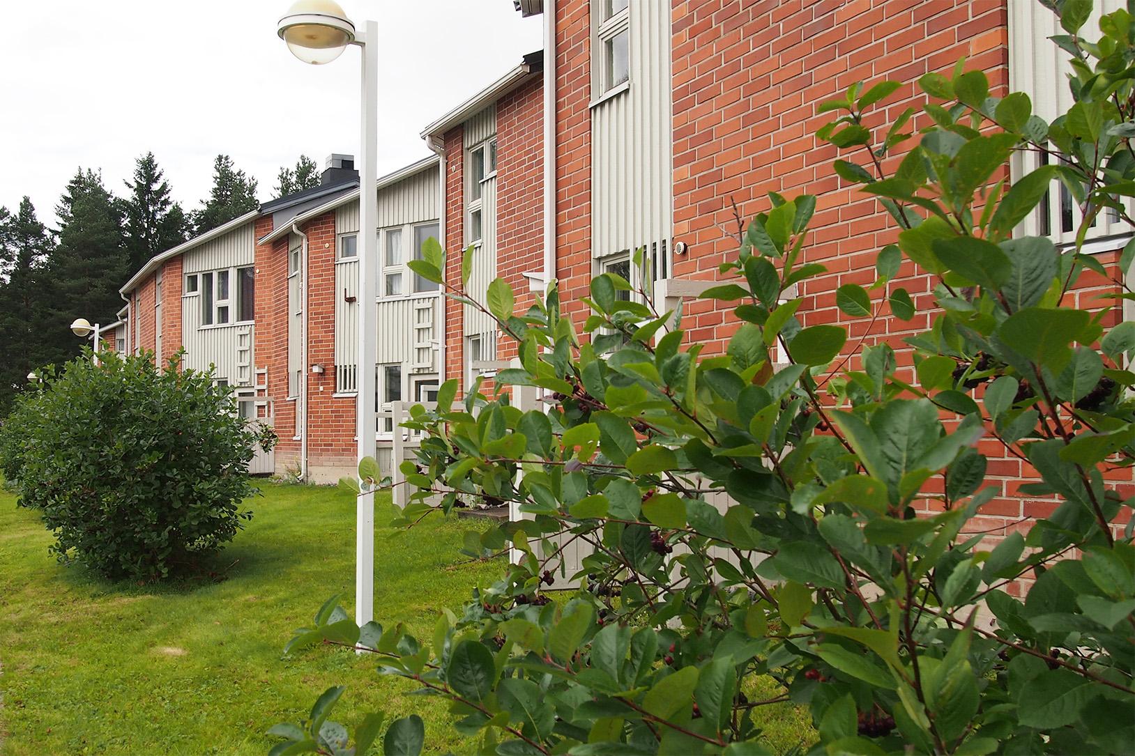 opiskelija asunnot Mantta-Vilppula